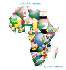 Map Quiz Africa by Africa Flag Map1 Gif