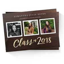 commencement announcements 2018 graduation announcements grad announcements snapfish