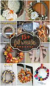 How To Decorate Your Door For Halloween by 29 Best Diy October Wreaths Images On Pinterest Halloween