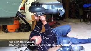how to replaced the impeller on a jet outboard youtube