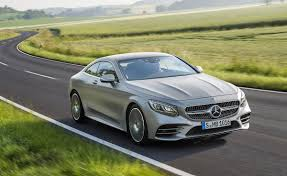 the mercedes benz s class coupe and convertible return refreshed