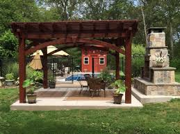 Outdoor Pergola Kits by Diy Pergola Kit Western Timber Frame Part 8