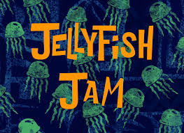 jellyfish jam encyclopedia spongebobia fandom powered by wikia