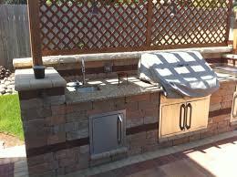 simple patio kitchens style home design unique at patio kitchens