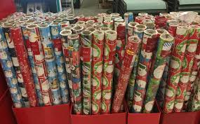large rolls of christmas wrapping paper christmas wrapping paper 90 at kohl s frugal finds during