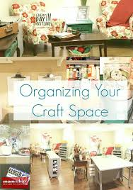 Furniture For Craft Room - 419 best organized craft spaces images on pinterest craft
