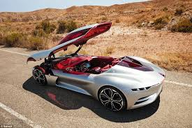 lamborghini family car renault trezor concept will influence what future family cars