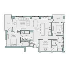 Luxury Condo Floor Plans The Catherine High Rise Floor Plans Austin Luxury Apartments By Mk