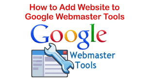 webmaster how to add google webmaster tools with website d tech views