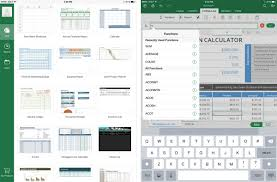 What Is A Spreadsheet Software Iwork Vs Microsoft Office Vs Google Docs Which Ipad And Iphone