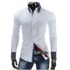 discount stylish men high collar shirts 2017 stylish men high