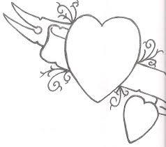 heart tattoo designs cherry tattoo designs free tattoo designs