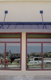 Standing Seam Awnings Ihop Architectural Fabrication