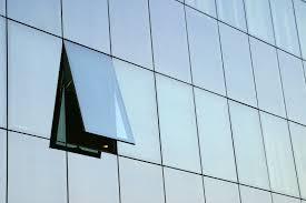 curtain wall glass facade glass envelope