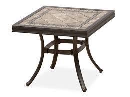 stone patio side table innovative outdoor patio side tables 651099 stone top occasional