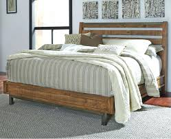 King Wood Bed Frame Low Wooden Bed Frame Single Low Cinnamon Wooden Bed Frame Wood Bed
