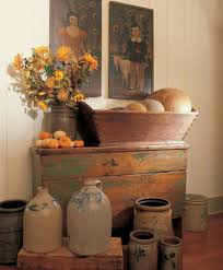 Primitive Dining Room Furniture 3 Ideas For Decorating With Primitives And Folk Art Old House