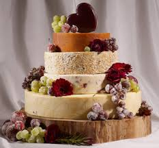 cheesecake wedding cake cheese cake not cheesecake photo by gp catering melbourne vic