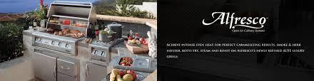alfresco barbecue grills bbq concepts