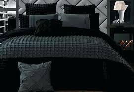 Black And Silver Bed Set Black And Silver Duvet Covers Silver Bed Linen Sets Elegant Duvet
