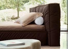 bonaldo fluff bed contemporary upholstered beds by bonaldo