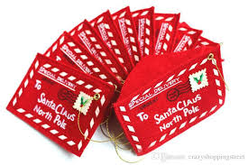 Christmas Decorations Bulk Online by Christmas Xmas Envelope Bags Christmas Decorations Supplies