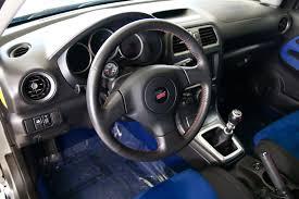 subaru hatchback 2007 2007 subaru impreza wrx sti stock 7nc016052e for sale near
