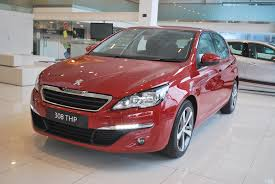 peugeot car of the year peugeot 308 thp active now open for booking est price rm120 888
