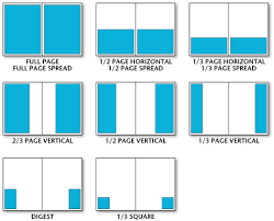magazine layout size time specifications direct2time
