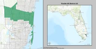 Florida Congressional Districts Map by Florida U0027s 23rd Congressional District Primary Election Audit Jampac