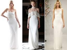 wedding dress trend 2018 2018 bridal fashion week wedding dress trends