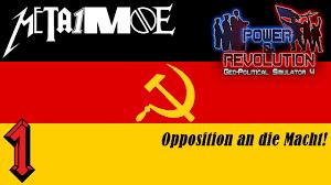 West German Flag Opposition An Die Macht 1 Politiksimulator 4 Power U0026 Revolution