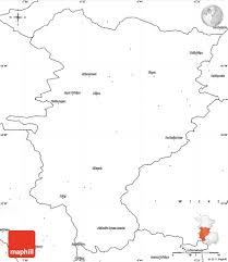 Blank Map Of Ireland by Blank Simple Map Of Kildare