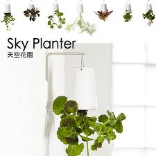 aliexpress com buy 2 pieces indoor hanging plastic flower pot