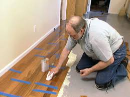 how to install hardwood floors concrete
