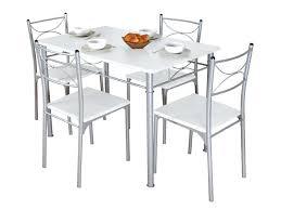 chaises pour cuisine chaise de cuisine grise ensemble table rectangulaire 4 chaises tuti