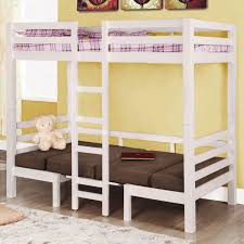 White Wooden Bedroom Furniture Bedroom Fascinating Walmart Loft Bed For Bedroom Furniture Ideas