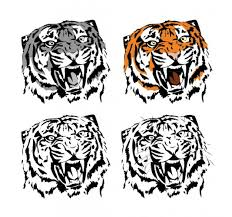 tiger sketches pack animals pixempire