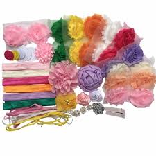 hair bow maker diy hair bow maker make 26 headbands and 2 kid shower