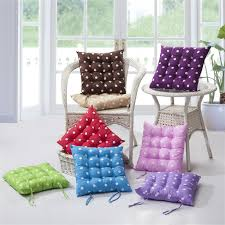 Tie On Chair Cushions Kitchen Chair Cushions With Ties Homesfeed