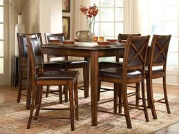 High Dining Room Tables Sets High Dining Room Table Sets Table Set