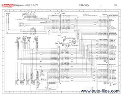 awesome paccar mx wire diagram images best image engine imusa us
