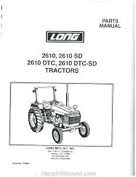 long tractor manuals repair manuals online