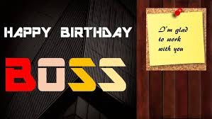 unique birthday wishes for boss boss birthday wishes