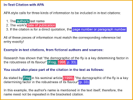 Apa Citation Article No Page Numbers