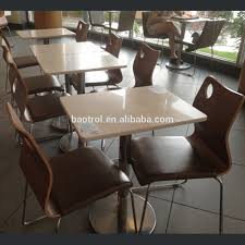 Commercial Dining Room Furniture White Commercial Dining Table High Gloss Restaurant Table Buy