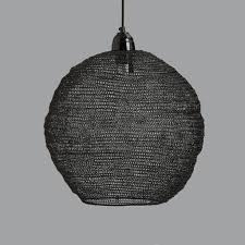 wire pendant lights in four colours by horsfall wright