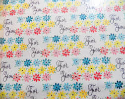 vintage gift wrap vintage wrapping paper vintage gift wrap happy birthday