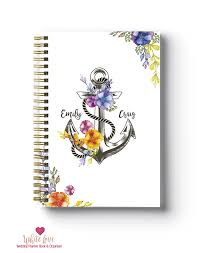wedding planner books personalised wedding planner book archives white wedding