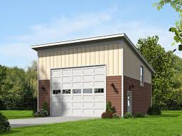 modern garage plans 2 car garage plans modern two car garage plan with loft studio